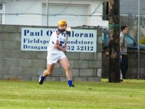 Johnny Moroney in goal for Tipp U21s