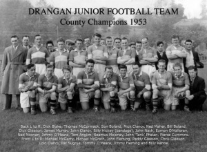 County Junior Football Champions 1953