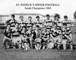 South Minor Football 1963