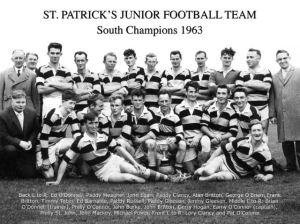 South Junior Football 1963
