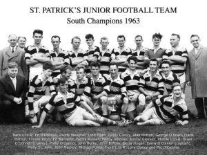 South Junior Football 1963